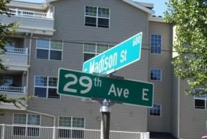 Corner of Madison